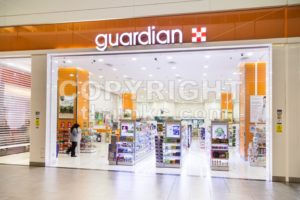 KUALA LUMPUR, MALAYSIA – June 8, 2017: Guardian Pharmacy is healthcare chain retailer with more than 500 outlets in Malaysia - ThamKC Royalty-Free Photos