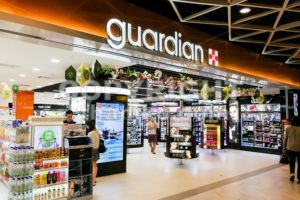 KUALA LUMPUR, Malaysia, June 25, 2017:  Guardian Pharmacy is the leading healthcare chain retailer with more than 500 outlets in Malaysia - ThamKC Royalty-Free Photos