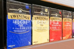 KUALA LUMPUR, Malaysia, June 25, 2017: Twinings is an English marketer of tea, based in Andover, Hampshire. The brand is owned by Associated British Foods. - ThamKC Royalty-Free Photos