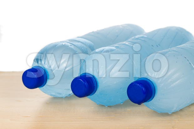 Freezing water in PET plastic bottle provide refreshing drinks but deemed an unhealthy practice