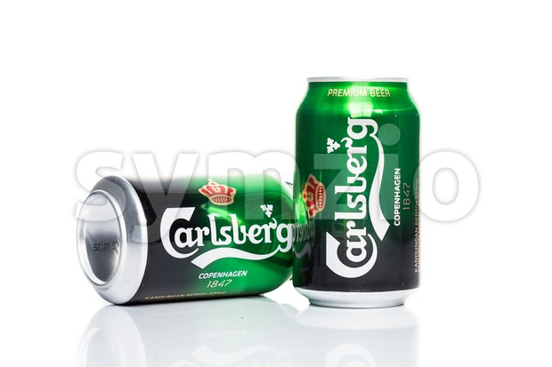 KUALA LUMPUR, February 24, 2016: Carlsberg Brewery Malaysia Bhd expects a challenging year due to rising raw materials, inflation and operating costs, Stock Photo