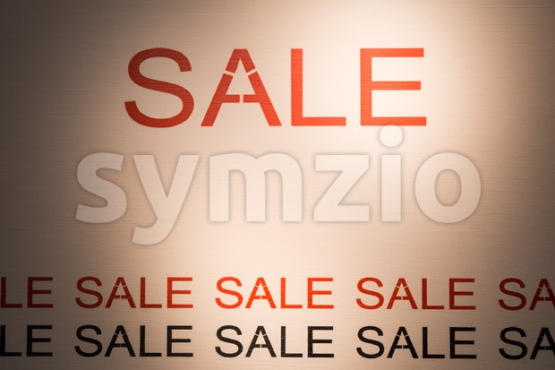 SALE word poster offer retail promotional discount