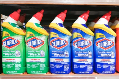 KUALA LUMPUR, Malaysia, June 25, 2017:  The Clorox Company, based in Oakland, California, is an American worldwide manufacturer and marketer of Stock Photo