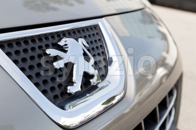 KUALA LUMPUR, MALAYSIA - August 12, 2017: Peugeot is a French car manufacturer, part of Groupe PSA., founded in 1810. Stock Photo