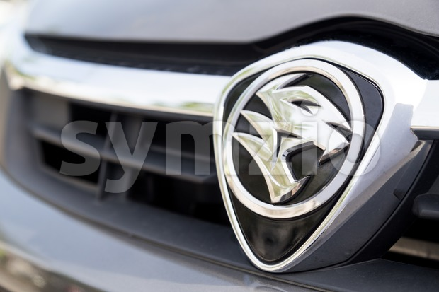 KUALA LUMPUR, MALAYSIA - August 12, 2017: PROTON Holdings Berhad, is a Malaysia-based corporation active in automobile design, manufacturing, distribution ...