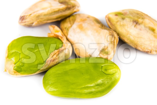 Close up of petai, an exotic bitter and pungent seed popular in Asia Stock Photo
